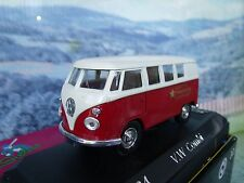 1/43  Solido (France)  VW combi #4534