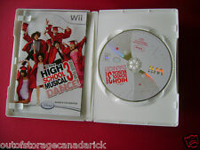 High School Musical 3: Senior Year Dance (Wii, 2008)