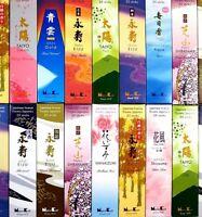 Japanische Räucherstäbchen Duftstäbchen Räuchern Raumduft Nippon Kodo Mischung