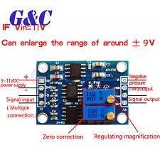 AD620 Microvolt MV Voltage Amplifier Signal Instrumentation Board Module DC3-11V