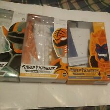 Power Rangers Lightning Collection Hasbro Empty Boxes Extra Tommy head and Hands