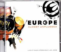 Europe- Almost Unplugged-CD -Brand New