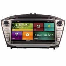 "8"" Car DVD GPS Player 3G Navi Radio System RDS For Hyundai ix35 Tucson 2009-2015"