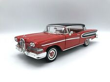 Ford Edsel Citation 1960-Rouge/Noir - 1:18 Whitebox << SALE >>