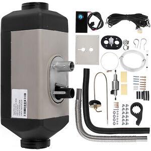 2KW 12V Air Heating Parking Heater Air Diesel Heater For Motorhome Car Auto