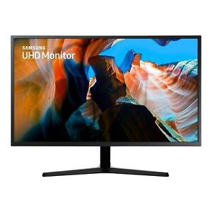 "Samsung UJ590 32"" 4K UHD QLED Monitor"