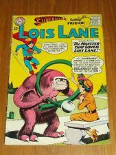 LOIS LANE #54 FN (6.0) DC COMICS JANUARY 1965 SUPERMANS GIRLFRIEND+
