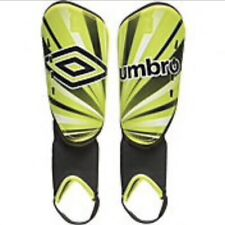 "New Umbro Arturo Soccer Shin Guards Yellow Youth Xl ( 4' 7"" - 5' - 3"")"