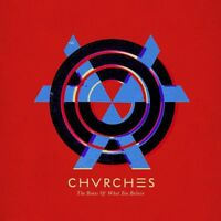 CHVRCHES - THE BONES OF WHAT YOU BELIEVE  CD NEW+