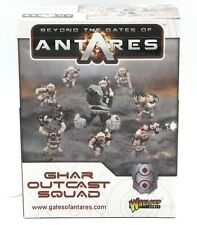 Beyond the Gates of Antares WGA-GAR-04 Ghar Outcast Squad Infantry Warlord Games
