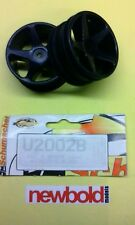 U2002 Schumacher SST 5 Spoke Black - one pair