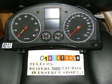 TACHIMETRO Strumento Combinato VW Golf 5 1k0920862j SPEEDOMETER Cabina Di Pilotaggio Cluster