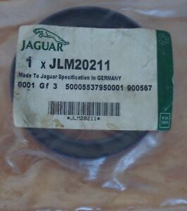 NOS GENUINE JAGUAR XJ8 98 TO 2003 TRANSMISSION REAR OUTPUT SHAFT SEAL JLM20211