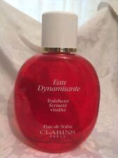 Large Perfume Shop Display Bottle - Clarins Paris Eau de Soins Eau Dynamisante