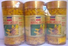 3xCostar  Royal Jelly 1450mg 365 Capsules Made in Australia (Express Post)