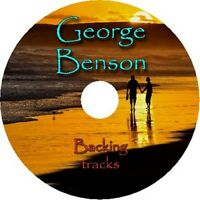 GEORGE BENSON GUITAR BACKING TRACKS CD BEST GREATEST HITS MUSIC PLAY ALONG MP3