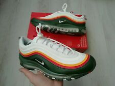 Homme Nike Air Max 97 BlancArgent Baskets 921826 105 uk 9 _
