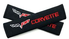 Seat Belt Shoulder Strap Pads CORVETTE Chevrolet