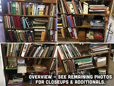 Antique Shop Lot 375± Good, Sellable Books - Mostly Non Fiction Many Subjects!