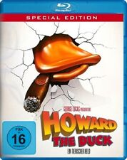 Blu-ray * Howard the Duck - Ein tierischer Held (Special Edition) * NEU OVP