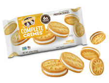 Lenny and Larry's THE COMPLETE CREMES Vegan Protein Cookie 8.6 oz, 18 ct VANILLA