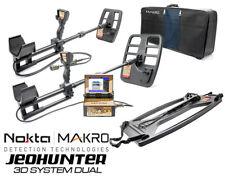 Jeohunter 3D Dual System Bodenscanner Metalldetektor