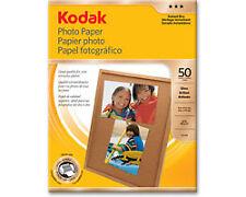 Kodak Gloss Finish Photo Paper – 100 Sheets 10cm X 15cm