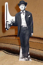 "Bat Masterson TV, Gene Barry Figure Tabletop Display Standee 10"" Tall"