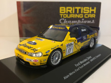 FORD Mondeo Zetec Alain Menu 2000 BTCC CHAMPION SCALA 1:43