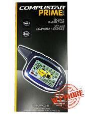 Compustar Firstech Prime RF 2W9000 SS 2-Way 1-Mile Range LCD Remote Upgrade Kit