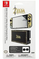 Nintendo Switch Zelda BOTW Collectors Edition Screen Protection & Skins New