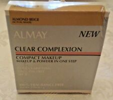 Almay Clear Complexion Compact Makeup - Almond Beige