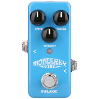 Nux Mini Core Monterey Vibe Guitar Effects Pedal