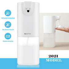 Automatic Foaming Soap Dispenser, Touch Free, Touchless, For Bathroom/Kitchen
