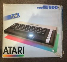 ATARI 800XL COMPUTER - BOXED AND COMPLETE - PAL - VG CONDITION TESTED - OFFERS