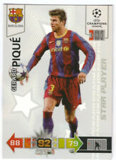 38 Gerard Pique-Star Player UEFA Champions League 2010/2011 - Adrenalyn XL (9)