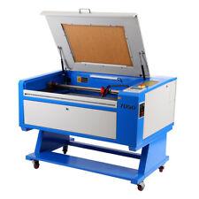 80W CO2 Laser Engraving Cutting Machine Engraver Cutter 700*500mm USB Port