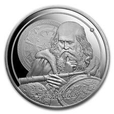 NIUE 5 Dollars Argent 1 Once Galileo 2021