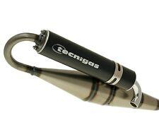 Escape de escape deportiva Tecnigas Next R Hyosung sb SD CAB Avanti 50 Roller