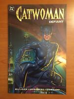 Batman: Catwoman Defiant (1992, DC Comics) Never Read