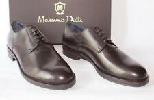 Massimo Dutti Chaussures derbies Homme cuir Noir Neuves PAS CHRES Prix Réel 129€