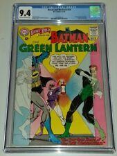 BRAVE AND THE BOLD #59 CGC 9.4 DC COMICS MAY 1965 GREEN LANTERN BATMAN (SA)