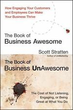 The Book of Business Awesome / The Book of Business UnAwesome-ExLibrary
