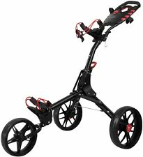 Vilineke Golf Push Buggy by Caddytek / Incontro Sports - Black
