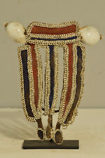 Papua New Guinea Fofana Initiation Male Shell Front Ornament Easten Highlands
