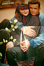 Ein XL Poster mit Shannen Doherty & Luke Perry 90210 für Deine 90er Sammlung