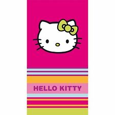 Hello Kitty Shower Towel Bathing Sheet Beach Sheet 85 x 160cm