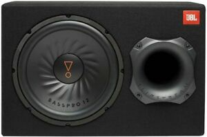 """JBL SUBBP12AM 450W Max Powered 12"""" Loaded Ported Enclosure Subwoofer System"""