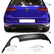 REAR DIFFUSER FOR VW GOLF 7 12-17 GTI LOOK GOLF VII SPOILER BODY KIT NEW