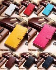Funda libro piel sintetica tapa soporte carcasa silicona HTC One A9s